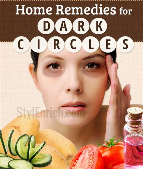 how to get rid of circles amazing home remedies for