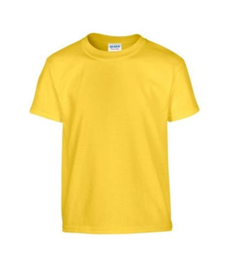 Tshirt Yellow yellow t shirt png clipart best