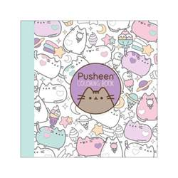 Arts And Crafts Books For Kids - pusheen coloring book target