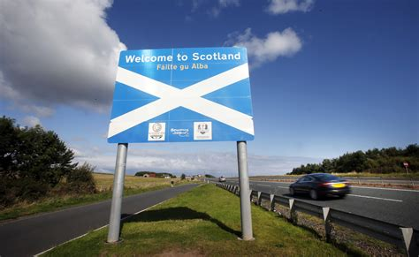 sectioned scotland scottish independence scotland is not divided
