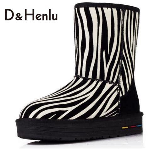 zebra pattern boots popular zebra print snow boots buy cheap zebra print snow