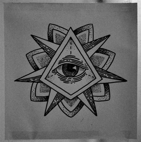 8 triangle eye tattoos on chest collection of 25 eye triangle tattoo on the center of chest