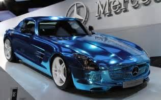 Mercedes Sls Electric Mercedes Sls Amg Electric Drive 2012 Motor