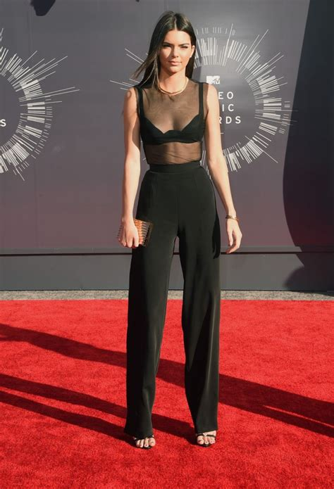kendall jenner 2014 mtv video music awards in inglewood