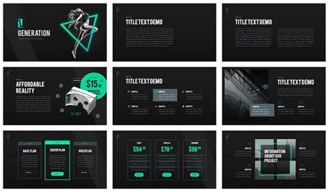 11 Business Powerpoint Templates Download To Make Modern Presentations Modern Slides Template