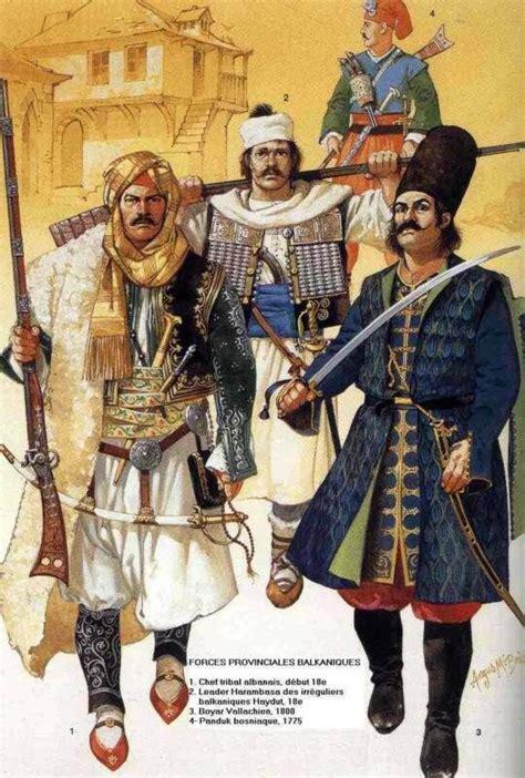Chef Ottoman by Ottomans Forces Provinciales Balkanique Ottomane Par