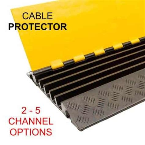 Cable Protector rubber united cable protector