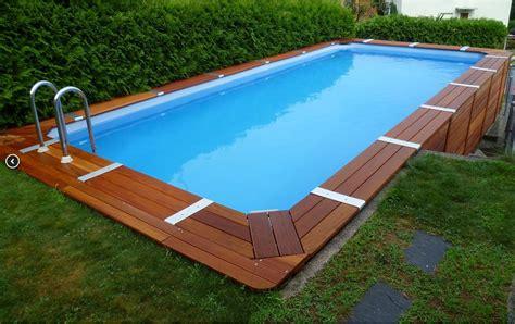 piscina da esterno prezzi come scegliere una piscina fuori terra da giardino
