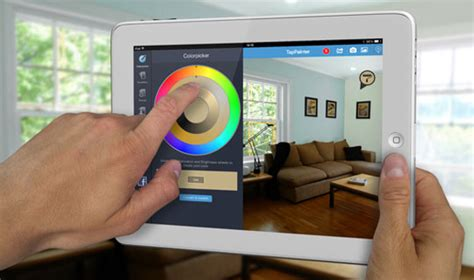 tappainter lets you virtually paint your home in any color