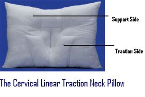 What Is The Best Pillow For Neck Problems by Neck Pillow Cervical Support Pillow Pillow For Neck