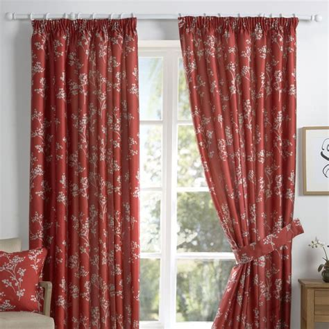 red floral drapes living room awesome curtain living room decorating ideas