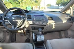 2010 Honda Civic Interior 2010 Honda Civic Pictures Cargurus