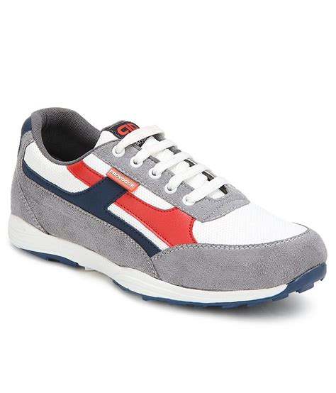 provogue sports shoes provogue gray sports shoes price in india buy provogue