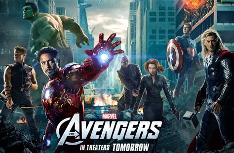 Film Baru Marvel | the avengers film marvel terbaru