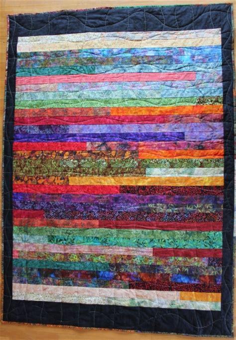 Jelly Gar der jellyroll quilt