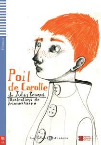 libro poil de carotte gf poil de carotte allforschool libros juegos y recursos para el profesor y material didactico