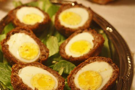 egg recipes scotch eggs
