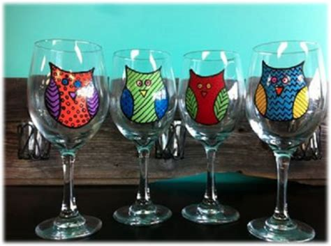 paint nite wine glasses paint wine glass painting intuitive painting