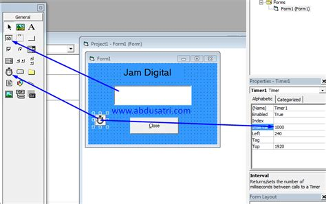 membuat jam digital php membuat jam digital dengan visual basic 6 0 danish f