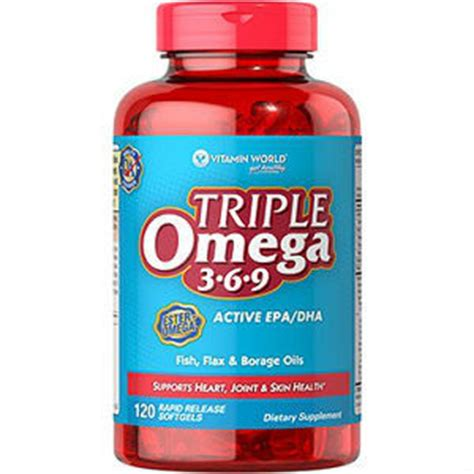 omega 9 supplements omega 3 6 9 supplement review