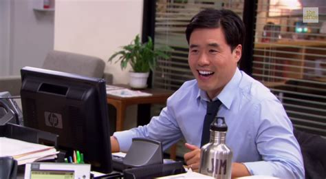 On The Office by Randall Park Is Jim On The Office Comedy
