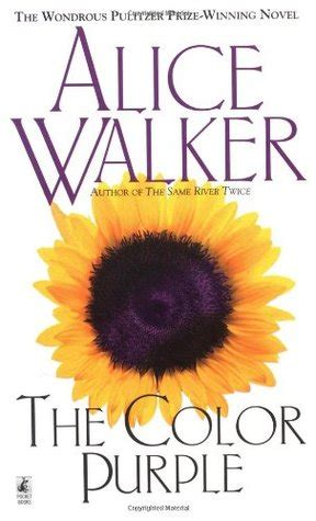 color me purple book the color purple by walker
