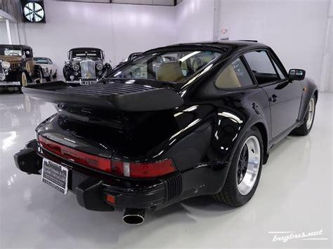Porsche 930 Turbo Zu Verkaufen by Verkaufe 1984 Porsche 930 Turbo Usd 149 900