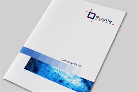 company profile design unik kumpulan contoh company profile untuk jasa desain serta