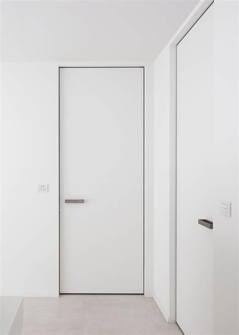 modern door frame modern interior doors with an invisible door frame