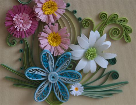 Paper Quilling Flower - 18 best photos of paper quilling patterns designs flowers