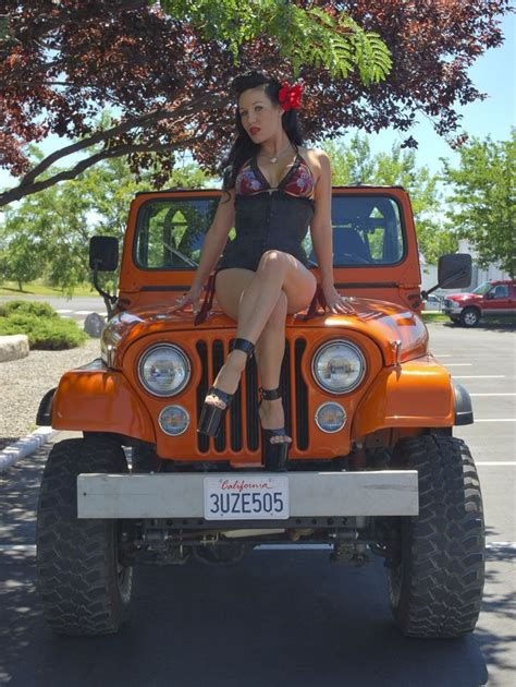 jeep pin up girls 1000 images about jeep girls 10 on pinterest