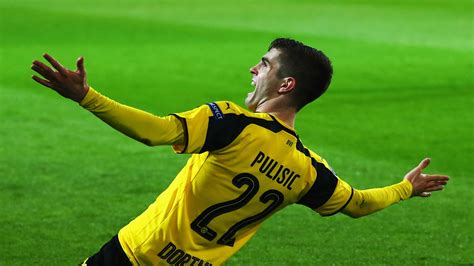 christian pulisic goals christian pulisic chions league goal an incredible