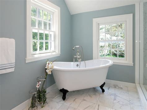 Blue Paint Bathroom by Popular Paint Colors For Small Bathrooms Best Bathroom