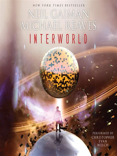 Interworld Neil Gaiman interworld c w mars overdrive
