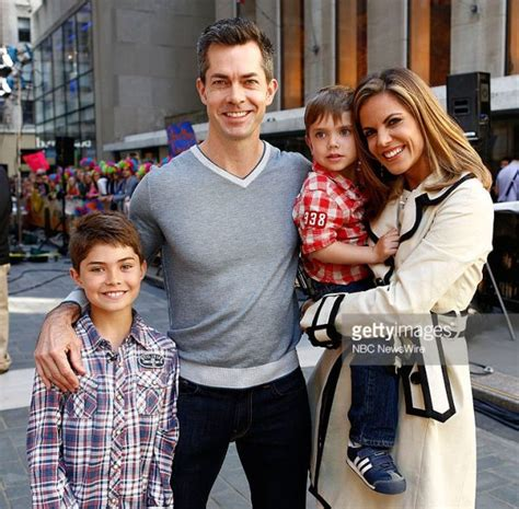 phil mattingly swimming natalie morales married since 16 years enjoying a happy
