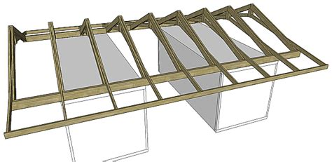 Hip Roof Truss Cost Containercore Modular Housing Components Designed For