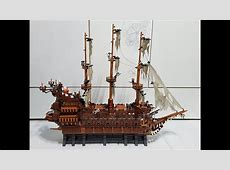 China Lego lepin 16016 Pirates of the Caribbean : Flying ... Lego Pirates 2017