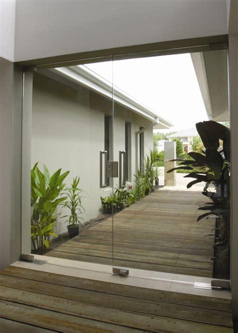 Frameless Glass Entrance Doors Frameless Glass Doors In Melbourne Frameless Impressions