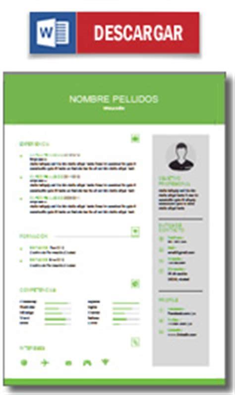 Plantillas Curriculum Experiencia Ni Estudios Plantilla Curriculum Vitae Ejemplo Cv Hacer Un Curriculum Modelo Cv