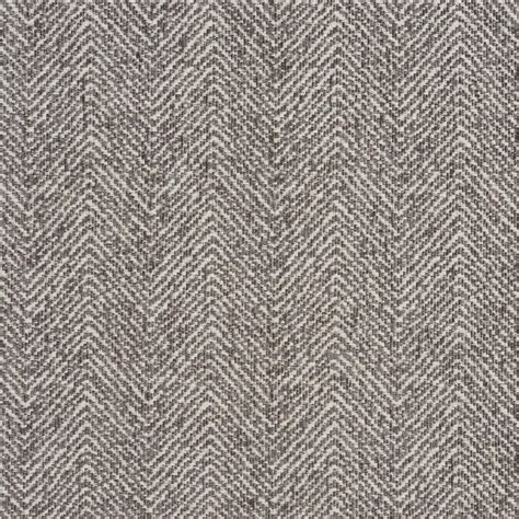 upholstery fabric maryland e736 grey herringbone woven textured upholstery fabric