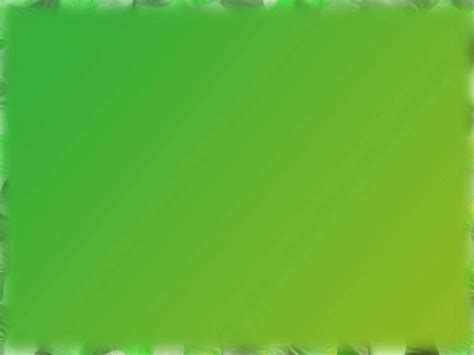 templates ppt green green backgrounds for powerpoint green art border