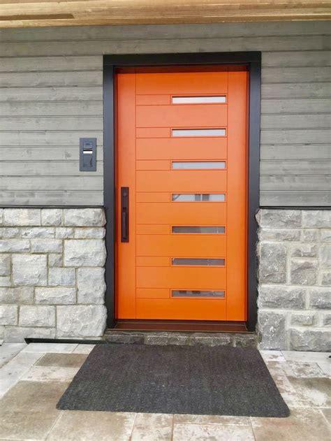 orange front door best 20 orange door ideas on pinterest orange front