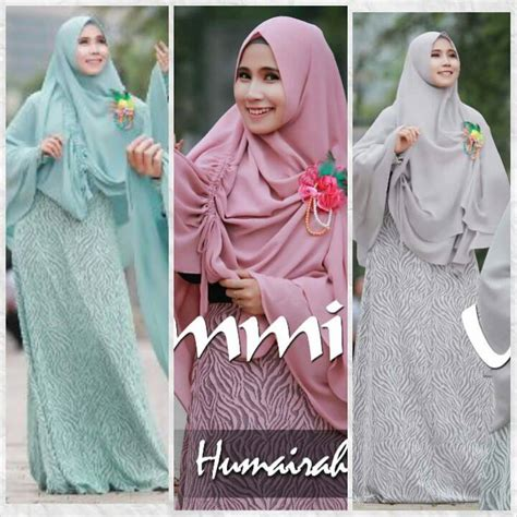 abitistyle dot muslim fashion gamis terbaru humairah