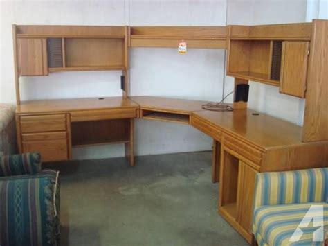 desk for sale san antonio oak corner desk for sale in san antonio