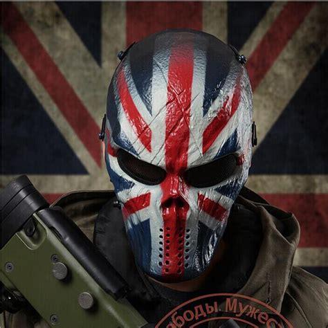 7 Cool Masks by Cool Skeleton Skull Warrior Masks Airsoft Turbo