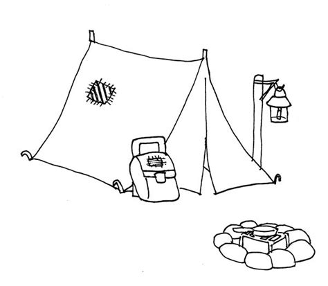 tent coloring page tent coloring page bible pages sketch coloring page