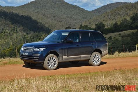 land rover vogue sport 2013 range rover vogue se raised suspension