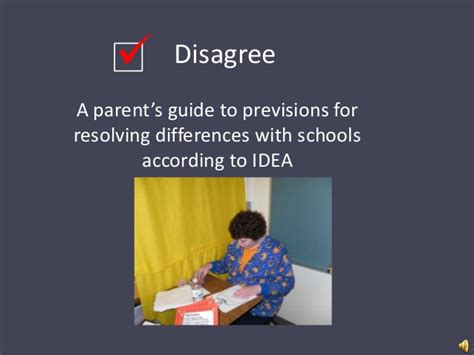 Or Parents Guide A Parents Guide To Ard Or Individual Education Planning Meeting