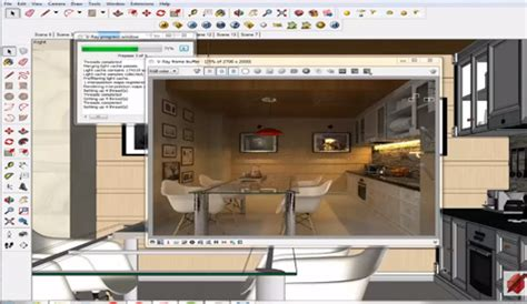 vray sketchup walkthrough tutorial interior lighting vray sketchup tutorial mouthtoears com
