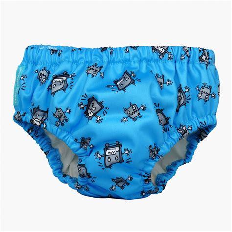 Banana 2in1 Swim Diapers Twi Murah swim robot boy